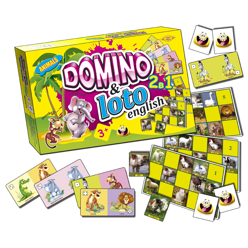 Domino_loto_animals